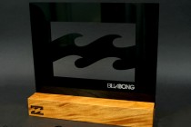 Billabong-Laser-Cut-Point-of-Sale-Stand
