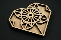Laura-Strange-Laser-Cut-Wooden-Artwork-HEART