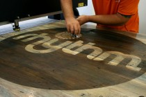 Rhythm-Laser-Etched-Signage-FINISHING