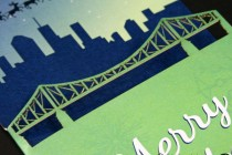 River-City-Laser-Cut-Christmas-Card-Potato-Press-DETAIl