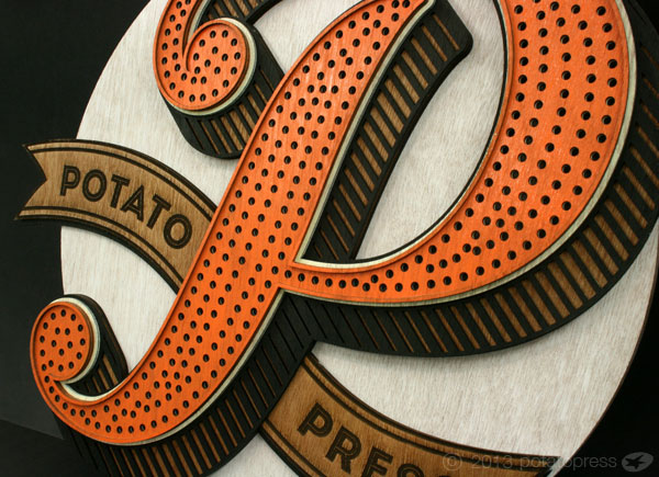 Laser-Etched-Signage-Laser-Cut-Typography-Potato-Press-Australia