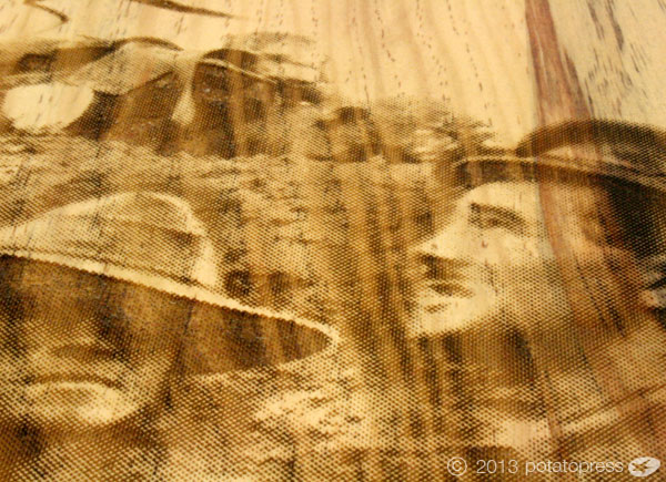 Laser-etched-Custom-designed-Plaque-Lone-Pine-Memorial-DETAIL-2-Potato-Press