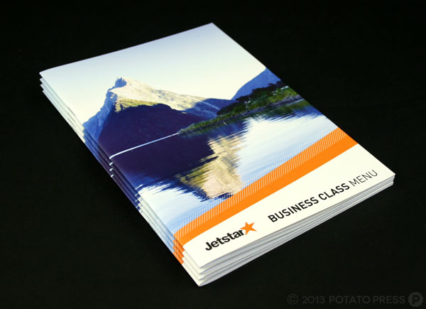 Potato-Press-Menu-Design-Jetstar-Business-Class-Cover