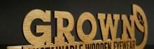 Grown Eyewear - Timber Point of Sale